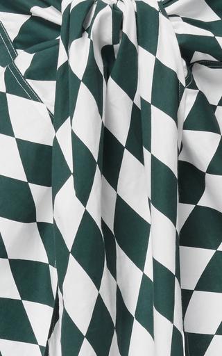 Diamond Print Shirt Waist Belt by TOME for Preorder on Moda Operandi