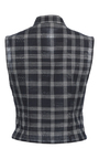 Chinoise Band Collar Vest by TOME for Preorder on Moda Operandi