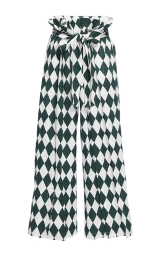 Pleated Wide Leg Pants by TOME for Preorder on Moda Operandi