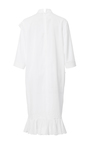 Cheong Sam Ruffle Dress by TOME for Preorder on Moda Operandi