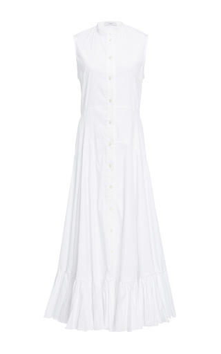 Paneled Shirt Dress by TOME for Preorder on Moda Operandi