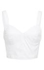Cotton Bra Top by TOME for Preorder on Moda Operandi