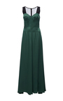 Structured Crepe Slip Dress by TOME for Preorder on Moda Operandi