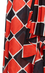 Gathered Front Skirt by TOME for Preorder on Moda Operandi