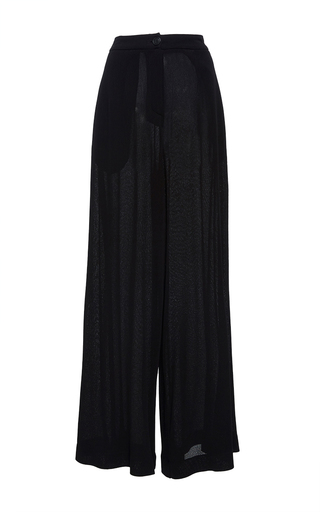Soft Jersey Culotte Pants by TOME for Preorder on Moda Operandi
