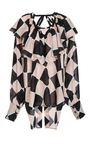 Ruffle Peasant Blouse by TOME for Preorder on Moda Operandi
