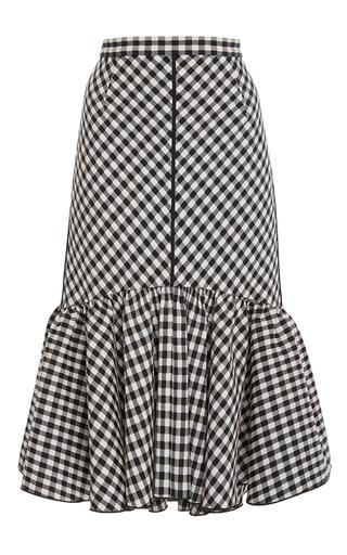 Mermaid Skirt by TOME for Preorder on Moda Operandi