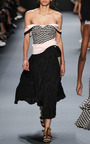 Tiered Wrap Skirt by TOME for Preorder on Moda Operandi