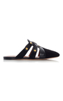 Flat Twist Mule by ROSETTA GETTY for Preorder on Moda Operandi