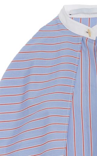 Foldover Shirt by ROSETTA GETTY for Preorder on Moda Operandi