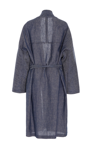 Split Shawl Coat by ROSETTA GETTY for Preorder on Moda Operandi