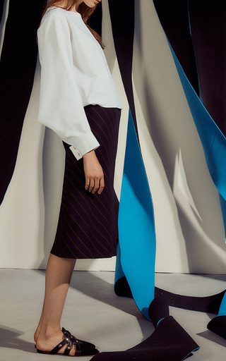 Bias Tube Skirt by ROSETTA GETTY for Preorder on Moda Operandi