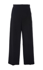 Cropped Straight Trousers by ROSETTA GETTY for Preorder on Moda Operandi