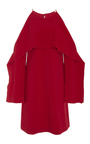 Fitted Foldover Dress by ROSETTA GETTY for Preorder on Moda Operandi