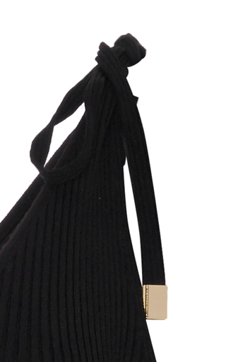 Ribbed Off The Shoulder Camisole by ROSETTA GETTY for Preorder on Moda Operandi