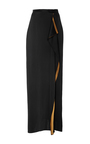 Panel Column Skirt by ROSETTA GETTY for Preorder on Moda Operandi