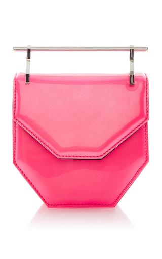 Mini Amor Fati Fluro Pink by M2MALLETIER for Preorder on Moda Operandi