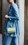 Alexia Mint Suede by M2MALLETIER for Preorder on Moda Operandi