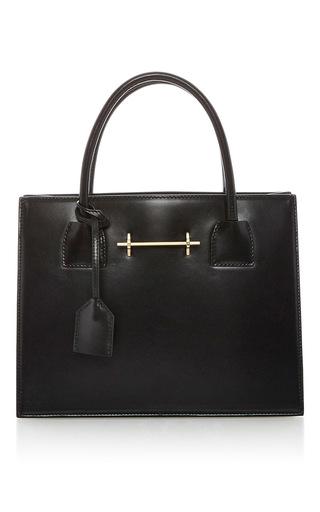 Medium m2malletier black mini tote bag vitellino black