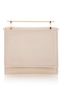 Cabiria Wallet Vitellino Ecru by M2MALLETIER for Preorder on Moda Operandi