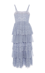 A Beautiful Story Tiered Dress by ALICE MCCALL for Preorder on Moda Operandi