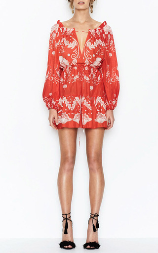 Can't Do Without You Dress by ALICE MCCALL for Preorder on Moda Operandi