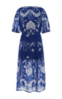 Maggie May Printed Dress by ALICE MCCALL for Preorder on Moda Operandi
