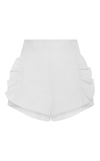 Proud Mary Ruffle Shorts by ALICE MCCALL for Preorder on Moda Operandi