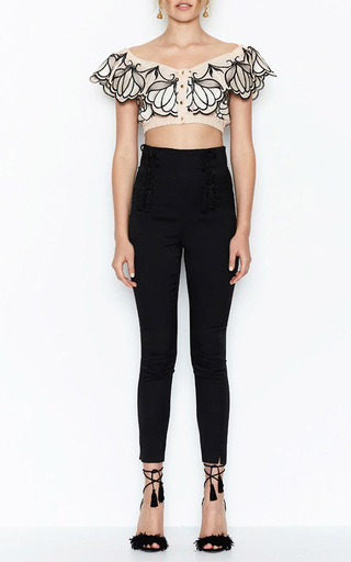 No Limits Skinny Trousers by ALICE MCCALL for Preorder on Moda Operandi