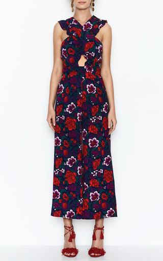 Wildwood Crossover Jumpsuit by ALICE MCCALL for Preorder on Moda Operandi