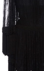 Are You Ready Girl Fringe Dress by ALICE MCCALL for Preorder on Moda Operandi