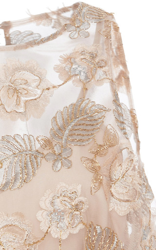 Diggin' On You Embroidered Playsuit by ALICE MCCALL for Preorder on Moda Operandi