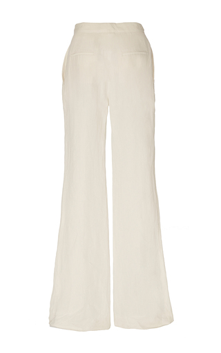 Pamela Wide Leg Linen Pant by BROCK COLLECTION for Preorder on Moda Operandi