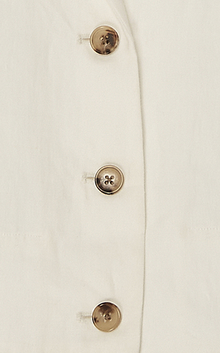 Tessa Washed Linen Top by BROCK COLLECTION for Preorder on Moda Operandi