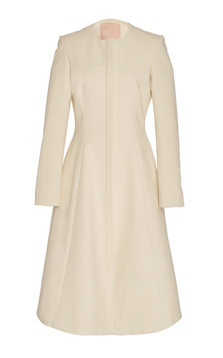 Carine Cotton Trench Coat by BROCK COLLECTION for Preorder on Moda Operandi