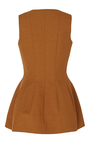 Tanya Cotton Trench Zipper Top by BROCK COLLECTION for Preorder on Moda Operandi