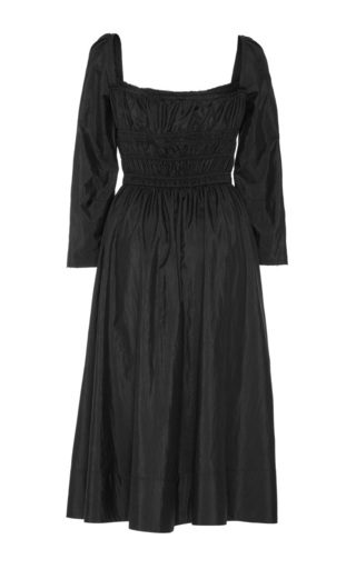 Dorothy Lightweight Taffeta Dress by BROCK COLLECTION for Preorder on Moda Operandi