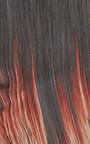 Triangle Fire Stripe Bra by BROCK COLLECTION for Preorder on Moda Operandi