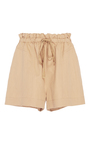 Lariat High Waist Short by ULLA JOHNSON for Preorder on Moda Operandi