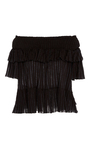 Kasia Off The Shoulder Blouse by ULLA JOHNSON for Preorder on Moda Operandi