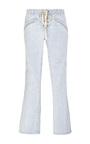 Patria Lace Up Jeans by ULLA JOHNSON for Preorder on Moda Operandi