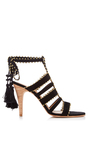 Sabina Suede Heel by ULLA JOHNSON for Preorder on Moda Operandi
