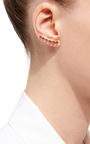 Samara Ear Climber by ILA for Preorder on Moda Operandi