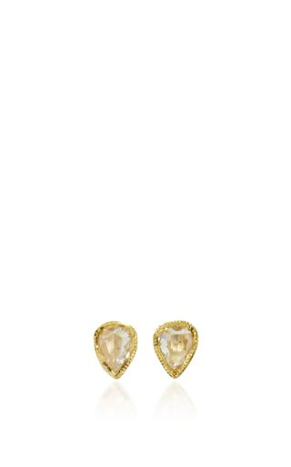 Medium ila collection gold irina earrings