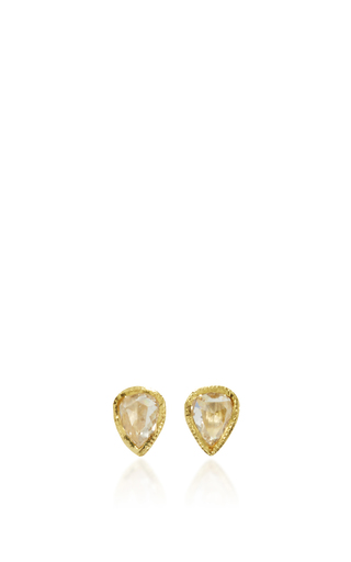 Medium ila collection gold irina earrings