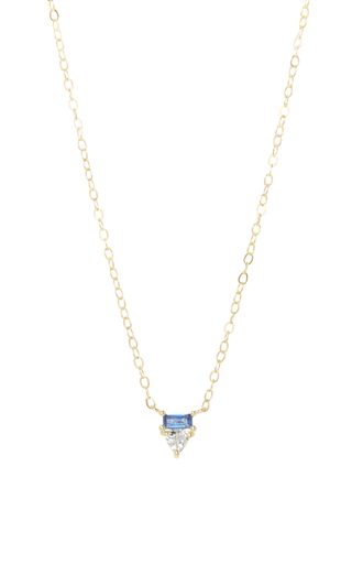 Medium ila collection blue nina necklace