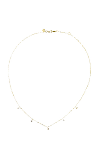Medium ila collection gold deborah necklace
