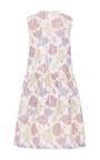 Embroidered Flower Drop Waist Dress by ALENA AKHMADULLINA for Preorder on Moda Operandi
