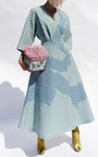 Quilted A Line Dragon Coat  by ALENA AKHMADULLINA for Preorder on Moda Operandi