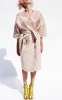 Quilted Kimono Style Dragon Coat   by ALENA AKHMADULLINA for Preorder on Moda Operandi